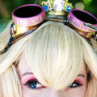 Steampunk Princess Peach is in Another Manor House | Cosplay News | Scoop.it
