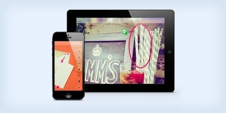 An All New Skitch for iOS 7 | Technology Tools for the classroom | Scoop.it