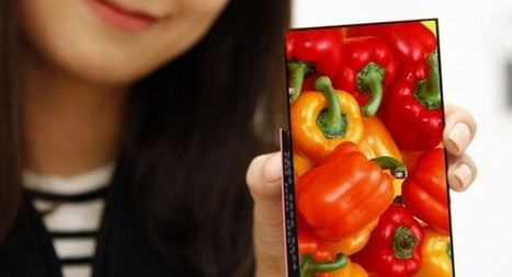LG Shows Off 5.3-Inch 1080p HD Display Smartphone | Technology News | Scoop.it