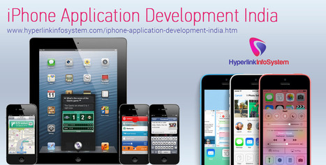 iPhone Application Development India: Driving in a New Direction – Hyperlink InfoSystem | iPhone Application Development India | Scoop.it