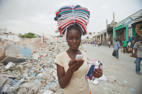 Cellphones for Women in Developing Nations Aid Ascent From Poverty | IB Geography ISB | Scoop.it