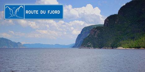 Route du Fjord - Circuits et tours guidés - Activités et attraits - Ville de Saguenay | NYC Quebec Trucs utiles | Scoop.it