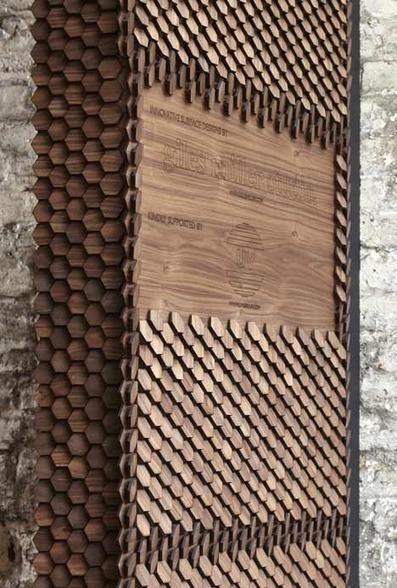 Dezeen » The Clerkenwell Archway by Giles Miller | L'Etablisienne, un atelier pour créer, fabriquer, rénover, personnaliser... | Scoop.it