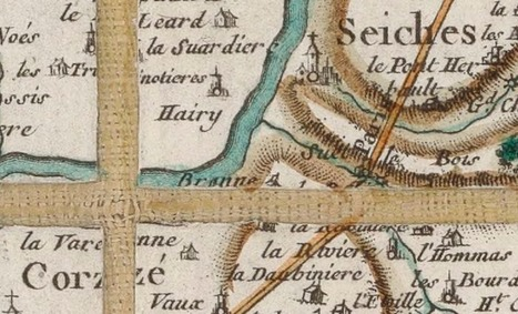 Mort d'un écrivain au Plat d'Étain (Seiches, 1630) | GenealoNet | Scoop.it