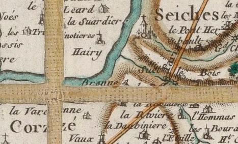 Mort d'un écrivain au Plat d'Étain (Seiches, 1630) | GenealoNet | Scoop.it