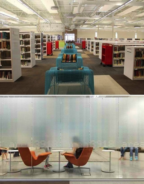 Abandoned Walmart in Texas becomes largest library in the U.S. | Impact Lab | Information Science | Scoop.it