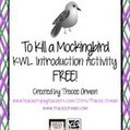 To Kill a Mockingbird Introduction Guided KWL Activity | To Kill a Mockingbird | Scoop.it
