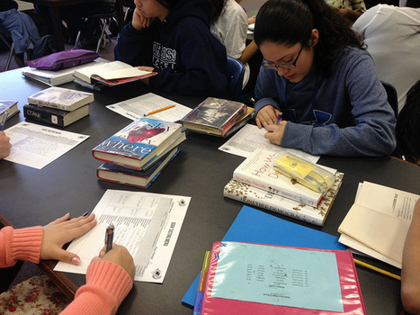 Revisiting Book Tasting to Support Readers | K-12 Library Media | Scoop.it