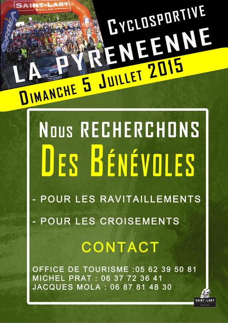 Avis de recherche de bénévoles pour La Pyrénéenne | Vallée d'Aure - Pyrénées | Scoop.it