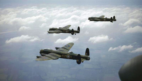 The Lancaster Bomber | 460 Squadron - Bomber Command: 1942-45 | Scoop.it