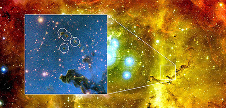 Free-Floating Planets May be Born Free   Astronomy   Scoop.it