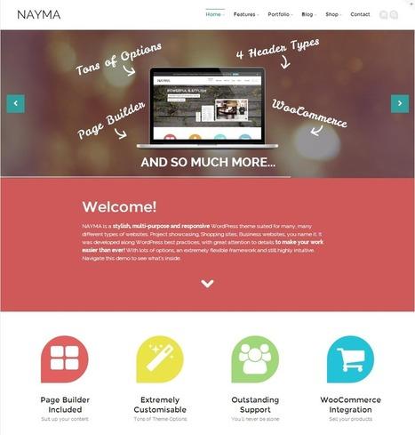 Mejores Temas para Wordpress - Como Crear Un Blog | Marketing de Afiliados | Scoop.it