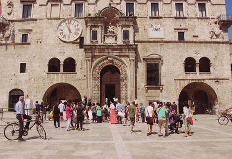 Ascoli Piceno as seen from a foreigner's eyes. | Le Marche another Italy | Scoop.it