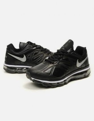 Chaussures Nike Air Max 2012 Noire Pas Cher | fashion outlet | Scoop.it
