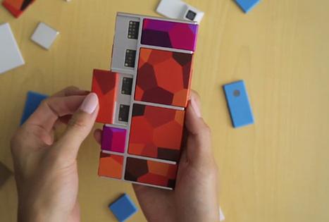 Le téléphone Lego inventé par Phoneblocks | UP' Magazine | Scoop.it