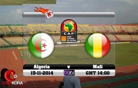 Mali vs Algeria -live on hd tv- | sports | jak111 | Scoop.it