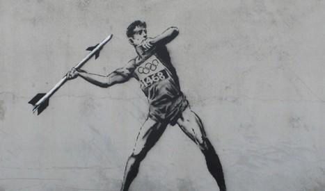 Banksy en Londres 2012 | Banksy y sus obras | Scoop.it