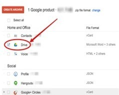 Educational Technology and Mobile Learning: Download All your Google Drive Data with One Click | Käyttöohjeita | Scoop.it