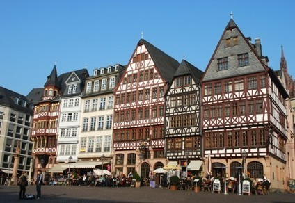 Cursos de alemán en Frankfurt | Cursos de idiomas en el extranjero | Scoop.it