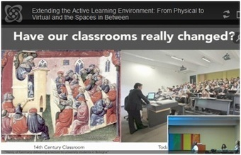 The Growing Use of Collaborative Classrooms Spaces in Higher Education
