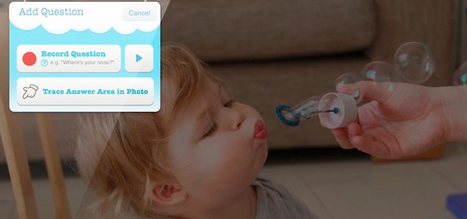 Free app lets parents create iPad games for their young kids | IKT och iPad i undervisningen | Scoop.it