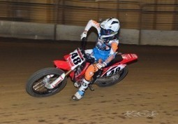 Results from the Steve Nace Racing Short Track Indoor Event 12/28 | California Flat Track Association (CFTA) | Scoop.it