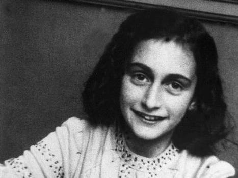 Anne Frank died 70 years ago this month; her diary remains one of the most enduring symbols of human suffering during the Holocaust | Holocaust Holland | Scoop.it