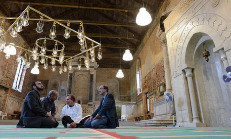 Mosque Installed at Venice Biennale Tests City's Tolerance | Social Art Practices | Scoop.it