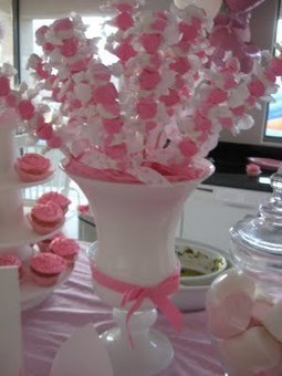 Satl Water Taffy Skewers for Beach theme Candy Buffet Casa rue 2658: Cutest Party Centerpiece. | Candy Buffet Weddings, Events, Food Station Buffets and Tea Parties | Scoop.it