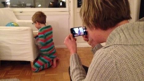 Lägg inte ut mig på Facebook, mamma! | Folkbildning på nätet | Scoop.it