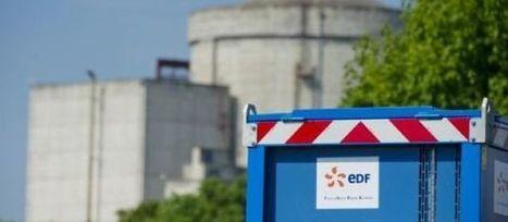 """EDF: Fitch réduit la perspective de la note à """"négative""""   Argent et Economie """"AutreMent""""   Scoop.it"""