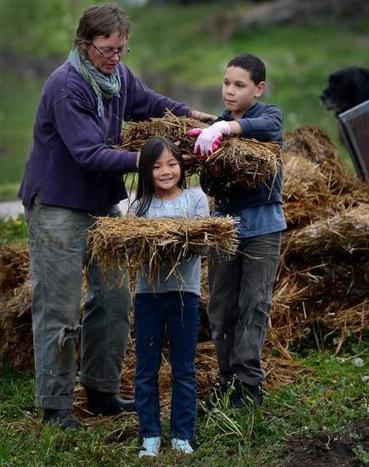 Lessons in life grow on urban farm - Kansas City Star | Vertical Farm - Food Factory | Scoop.it