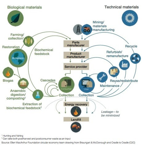 Sustainability and the Concept of a 'Circular Economy' | Zero Footprint | Scoop.it