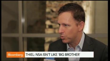 Berlin Is Open to Innovation: Thiel: Video   triwu.it   Scoop.it