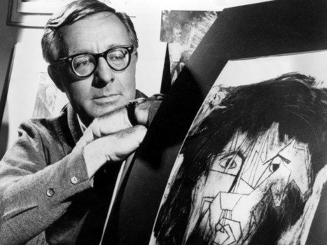 Ray Bradbury dead: Fahrenheit 451 author was 91 years old | Afterword | Arts | National Post | Library world, new trends, technologies | Scoop.it