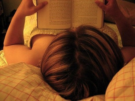 Reading Is My First, Most Passionate & Longest Love Affair. | Unplug | Scoop.it