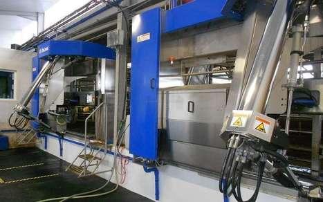 Des robots de traite high-tech pour les vaches à Andoins | Agriculture en Pyrénées-Atlantiques | Scoop.it