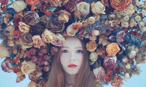 Ces étonnantes photographies surréalistes n'ont subi aucune retouche numérique | Beautifully Dressed Up | Scoop.it