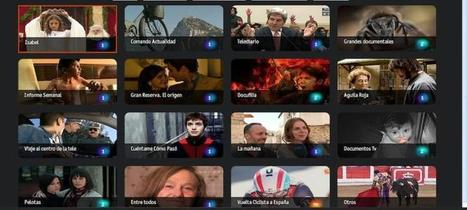 Telecinco, a la cola de la televisión del futuro - Noticias de Cine TV | Big Media (Esp) | Scoop.it