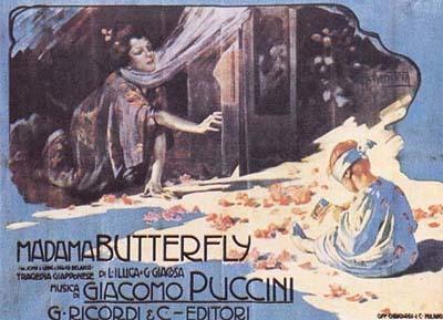 """JOUR DE SIÈCLE : 17 février 1904 - Création de """"Madame Butterfly""""   Festival Baroque de Tarentaise : actualités & rendez-vous   Scoop.it"""