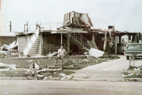Cyclone Tracy transitions: See how Darwin has been rebuilt 40 years after the devastation - ABC News (Australian Broadcasting Corporation) | this curious life | Scoop.it