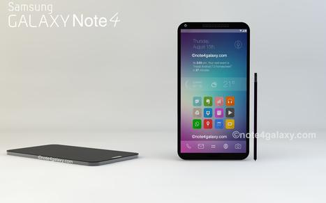 TrendyBeirut   Iris scanner coming with Samsung's Galaxy Note 4?   Trendy Attitude   Scoop.it