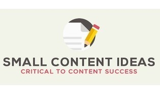 Forget Big Content – Small Content Is Critical to Search Success | The Content Curation Project | Scoop.it