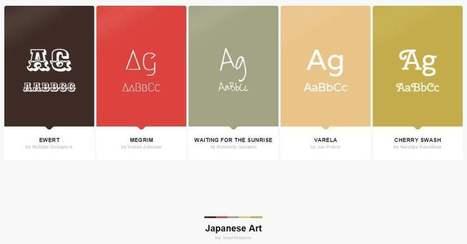 Trouver des assortiments de couleurs, Palettab | Les Infos de Ballajack | Les outils d'HG Sempai | Scoop.it