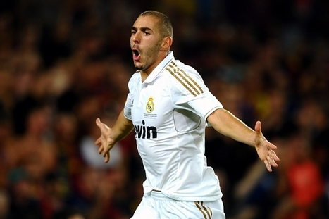 Benzema sufre una rotura fibrilar - Futbol - Internacional - mediotiempo.com | Fútbol | Scoop.it