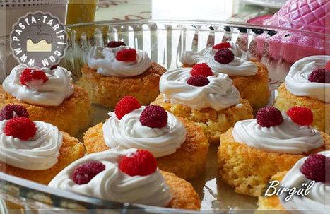 Sütlü Kek   Kek Tarifleri   Scoop.it