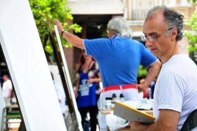 Comenzó el 5º Encuentro Nacional de Artistas Plásticos y Pintores ... | Por amor al Arte | Scoop.it