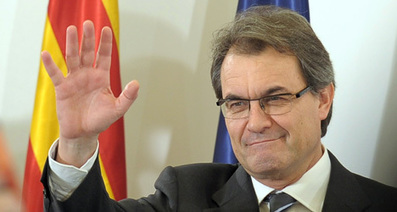 Catalan boss thanks UK PM for vote support   AC Affairs   Scoop.it
