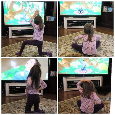 Yoga helps with Balance, Concentration & Coordination & is heaps of Fun !  | Cosmic Kids Around The World! | Scoop.it