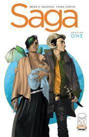 Saga #1: FREE on Comixology | Ladies Making Comics | Scoop.it